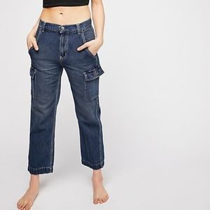 The Real Thing Utility Pant, size 26, NWT
